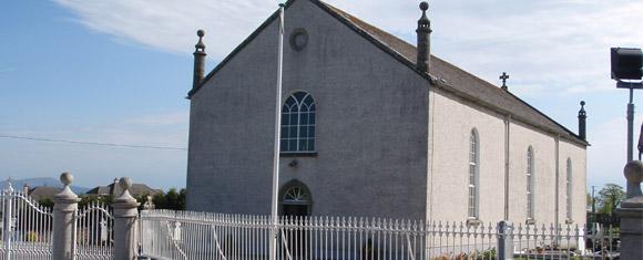 Ballinabranna Church