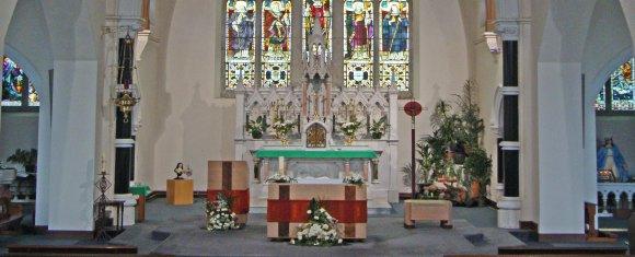 Leighlinbridge Church